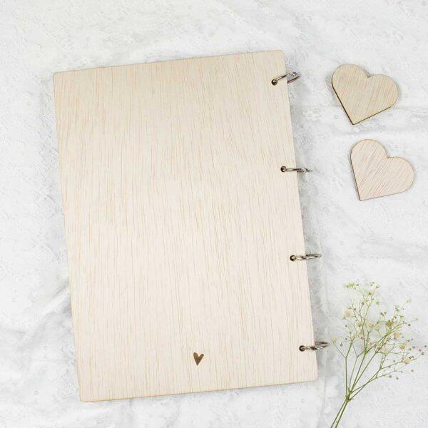 gastenboek-hout-met-namen